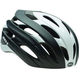 Bell Event Helm black/white road block